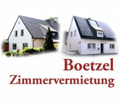 Boetzel Zimmervermietung