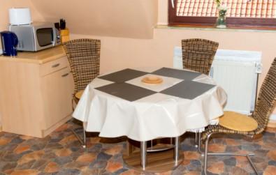 Küchen und Wohnbereich